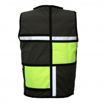Georgia in Dublin Bike Vest  green
