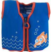 Children's Swim Jacket  - the Original Konfidence Fish