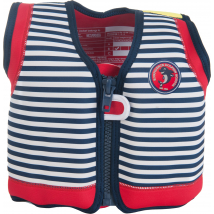Children's Swim Jacket  - the Original Konfidence Stripes