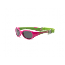 RealKids Sunglasses - pink lime