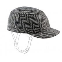 Yakkay casque couverture Paris Herringbone